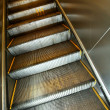 Elevator stairs — Stockfoto #4905695