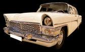 Isolated photo of a Retro Car — Stock Photo