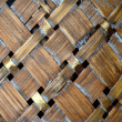 Stock Photo: Wicker wood background