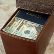 Cash Box — Stock Photo