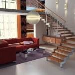 ������, ������: Spacious living room