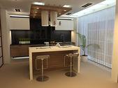 Interior design — Stock Photo