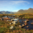 Rannoch Moor. — Stock Photo