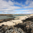 Traigh Beach at Arisaig. — Stock Photo