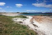 埃格岛和朗姆酒的小岛. — 图库照片