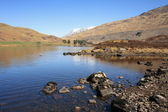 Highland Lochan in Lochaber. — Stock Photo