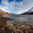 Loch Leven. - Stock Photo