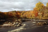 River Lochy in Lochaber. — Stock Photo