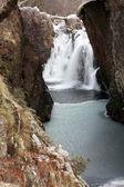 Lower Falls in Glen Nevis. — Stock Photo