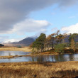 Stock Photo: Loch Tulla.