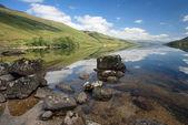 Loch arkaig. — Zdjęcie stockowe