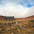 Isolated cottage. — Stock Photo