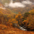 ストック写真: Glen Nevis in Scottish Highlands.