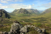 Glencoe. — Stock Photo