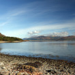 Stock Photo: Loch Linnhe panorama.