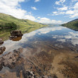 Stock Photo: Loch Arkaig.