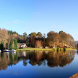 Caledonian Canal. — Stock Photo