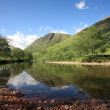 Glen Nevis in summer. — Stock Photo