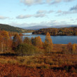 Stock Photo: Loch Garry.