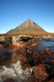 Buachaille Etive Mor. — Stock Photo