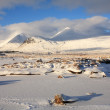 Black Mount on Rannoch Moor. — Stock Photo #5104591