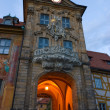 Altes Rathaus. Bamberg, Germany - Stock Photo