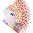 Euro Banknotes — Stock Photo #3966417