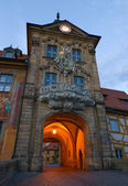 Altes Rathaus. Bamberg, Germany — Stock Photo
