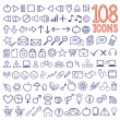 icon-set — Stockvektor