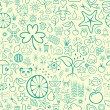 Wallpaper - Stock Vector