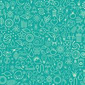 Nature Wallpaper — Stock Vector