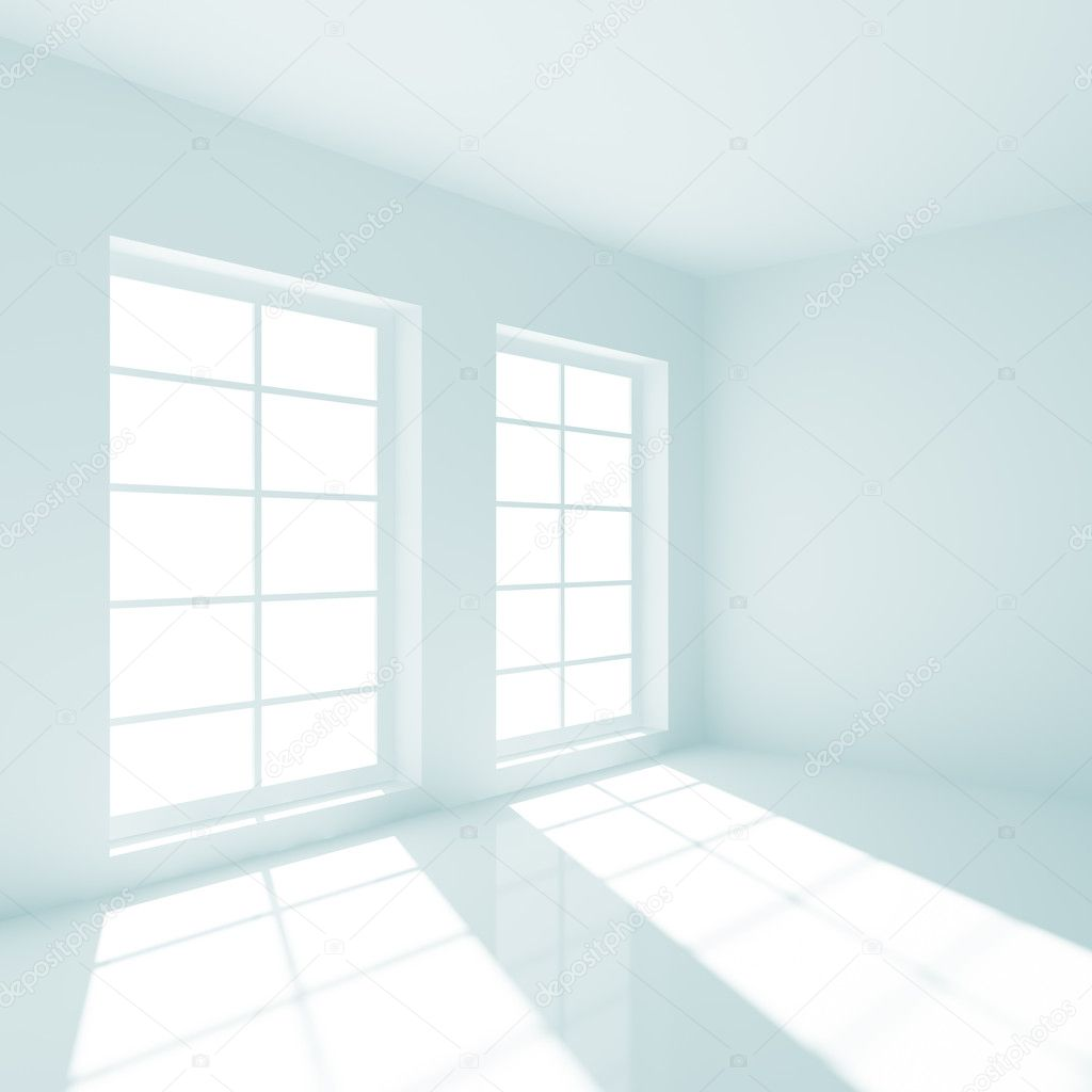 Empty Room: Stock Photo © Maxkrasnov #4895403