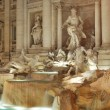 Fontana Di Trevi - Stock Photo
