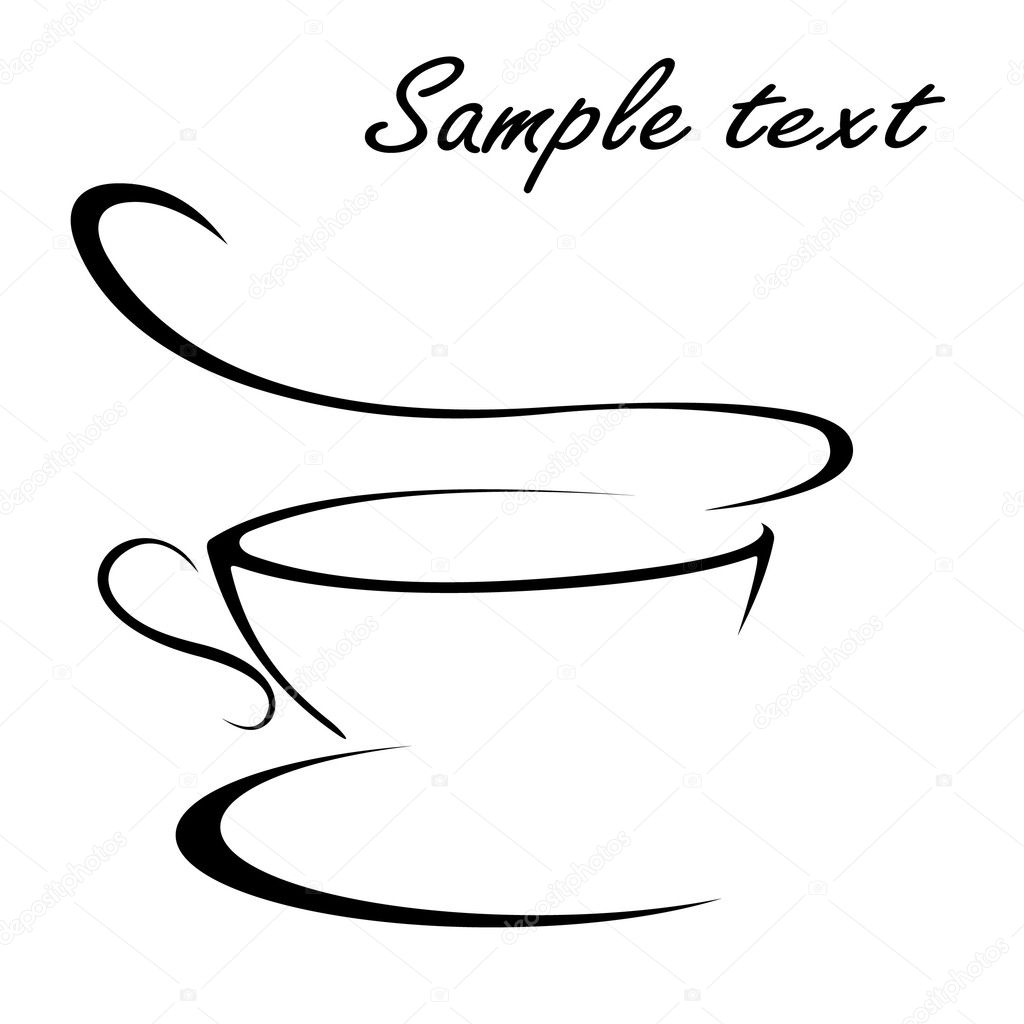 Cup of tea  Stock Vector #5351259