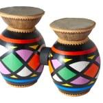 Bongo drum — Stock Photo