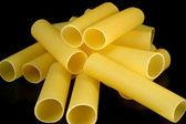 Cannelloni tubes - random heap — Stock Photo
