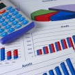 Financial Management Chart #5 - Stock Photo