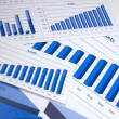 Financial Management Chart #6 — Stock Photo #4877626