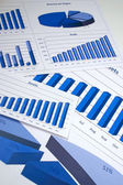 Financial Management Chart #6 — Stock Photo