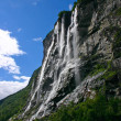 Seven Sisters Waterfall — Stock Photo #5145821
