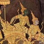 Thai patterns. — Stock Photo #4095957