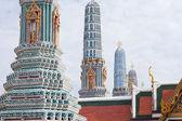 Chedi Wat Phra Kaeo. — Stockfoto