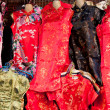 Stock Photo: Chinese New Year clothes daily.