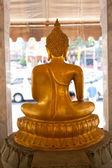 Behind the Buddha. — Stock Photo