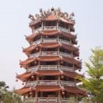 Pagoda Chinese high — Stock Photo #5225792
