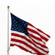 US Flag — Stock Photo #4570109