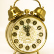 Alarm clock old — Foto de Stock