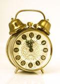Alarm clock old — Stock Photo