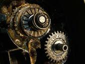 Gear technology — Stock Photo