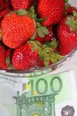 Strawbery — Stock Photo
